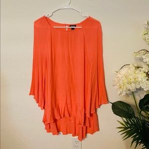 a.n.a Blouse Size Large